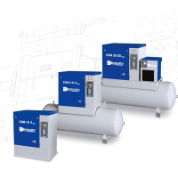 Compressore Ceccato - CSM Mini 3-10HP