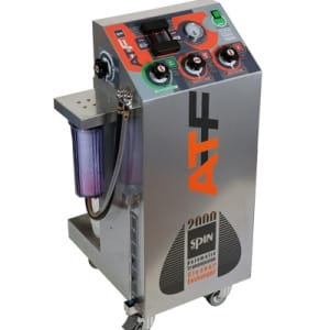 Lavacambi automatici manuale Spin Srl - ATF 2000 FRONT