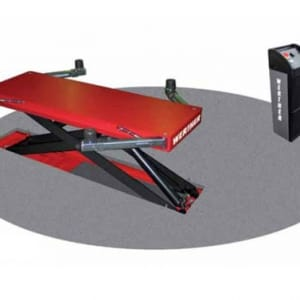Ponte sollevatore a forbice GTX 186/C