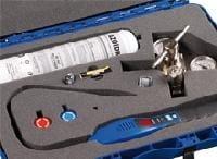 TOTAL TEST A/C. Il nuovo kit cercafughe con miscela Azoidro
