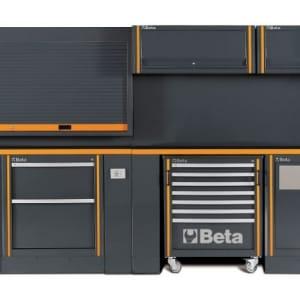 Beta C55 - Combinazione completa arredo officina