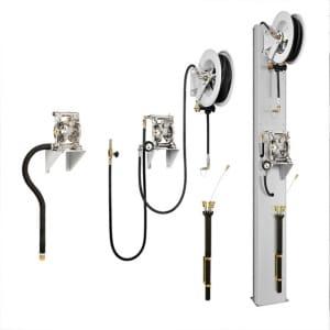 Kit e accessori per pompe a membrana Raasm