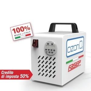 Sanificatore ad ozono portatile FASEP OZONE3